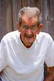 100 year very old centenarian senior man Stock Images