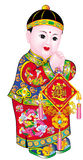 Year painting of china Royalty Free Stock Photo