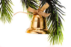 Year's tree ornaments Royalty Free Stock Photography