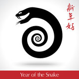 Year of the Snake 2013 Royalty Free Stock Photography