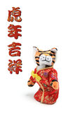 Year of Tiger Stock Images