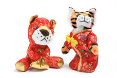 Year of Tiger Royalty Free Stock Images