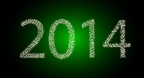 2014 year. Stock Photos