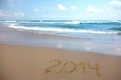 2014 year Stock Photo