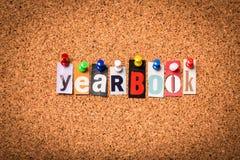 yearbook fotografia royalty free