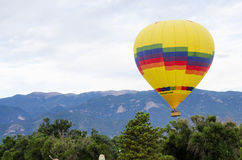 Yearly Balloon Festival Colorado Springs, Colorado Royalty Free Stock Photography