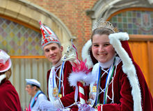 Yearly Halle Carnival Royalty Free Stock Photography