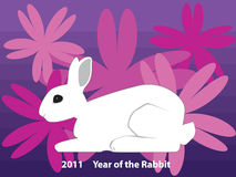 Yearoftherabbit Stock Image