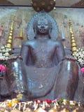 1,500 years  Buddha. Old Buddha in Ayuttaya Thailand Royalty Free Stock Image