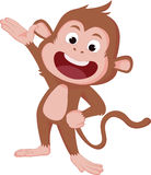 The years of the monkey. Stock Photo