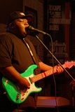 15-years old bluesman Christone Kingfish Ingram Stock Photography