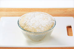 Yeast dough Stock Photos