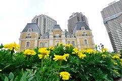 Yebisu Garden Place in August 04 2013, Tokyo, Japan Stock Images
