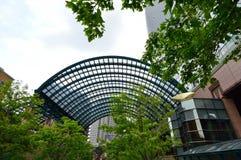 Yebisu-Garten-Platz herein am 4. August 2013, Tokyo, Japan Lizenzfreies Stockbild
