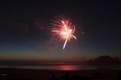 Yechats Oregon, 4o de fogos-de-artifício de julho Fotos de Stock Royalty Free