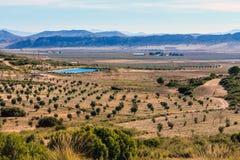 Yecla, Múrcia, Espanha Imagem de Stock