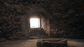 Yedikule dungeons Royalty Free Stock Images