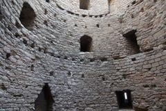 Yedikule Fortress Royalty Free Stock Photos