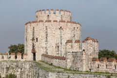 Yedikule Fortress Stock Images