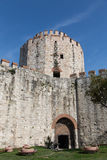 Yedikule Fortress Royalty Free Stock Photography
