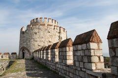 Yedikule Fortress Stock Image