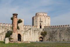 Yedikule Fortress Royalty Free Stock Image