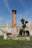Yedikule Fortress Royalty Free Stock Photos