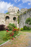 Yedikule Schloss in Istanbul Stockfoto