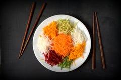 Yee cantó Alimento chino Imagen de archivo