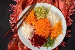 Yee cantó Alimento chino Imagenes de archivo
