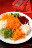 Yee cantó Alimento chino Fotografía de archivo