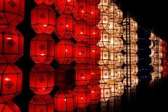 Yee Peng Festival Lizenzfreies Stockfoto
