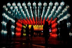 Yee Peng Festival Images stock