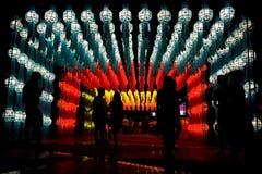 Yee Peng Festival Stockbilder