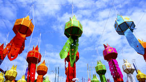Yee Peng Festival New Year Immagini Stock