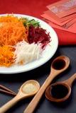 Yee Sang Stock Image