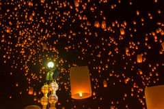 Yeepeng Lanna International Festival Stockfoto