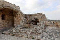 Yeghiam堡垒是烈士时代的城堡 免版税库存照片