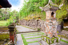 Yeh Pulu, Ubud, Bali, Indonesia Royalty Free Stock Photo