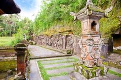 Yeh Pulu, Ubud, Bali, Indonesia Royalty Free Stock Photo