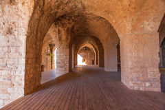 Yehiam fortress, Israel Royalty Free Stock Image