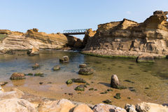 Yehliu Geological Park Royalty Free Stock Image