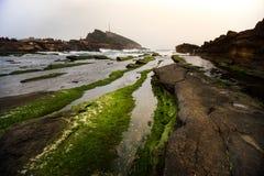 Yehliu Geopark, Тайвань Стоковое Фото