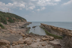 Yehliu Geopark Stock Photos