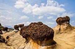 Yehliu Geopark royalty free stock photography