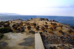 Yehliu Geopark Stock Photo