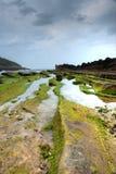 Yehliu Geopark, Taiwan Royalty Free Stock Image