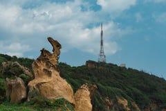 Yehlui Geopark Стоковое Фото