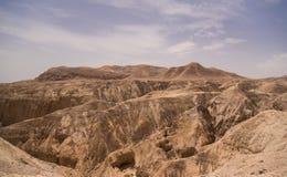 yehuda Израиля пустыни Стоковые Фото