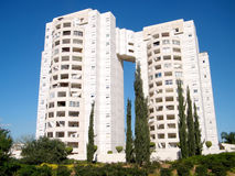 Or Yehuda Neve Rabin high-rise residential building 2011 Stock Photo